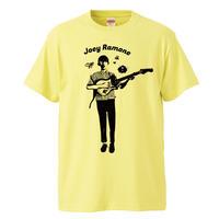 【Joey Ramone/ジョーイ・ラモーン】Ramones 5.6オンス Tシャツ/LY/ST-560
