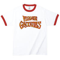 【The Flamin' Groovies-フレイミン グルーヴィーズ】5.3オンス Tシャツ/WHRD/RT- 297