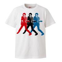 【Elvis Costello-My aim is true/エルヴィス・コステロ】5.6オンス Tシャツ/WH/ST- 433
