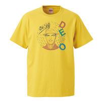 【DEVO-be stiff/ディーヴォ】5.6オンス Tシャツ/YL/ST-076