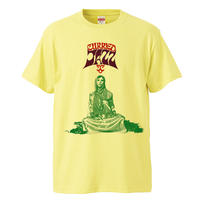 【The Indo-Curried Jazz /カリード・ジャズ】5.6オンス Tシャツ/YL/ST- 272
