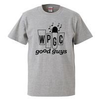 【WPGC good guys】ジョンレノン着用リプロダクト 5.6オンス Tシャツ/GY/ST- 337
