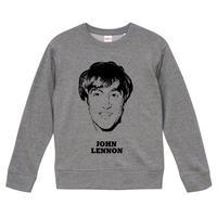 【John Lennon/ジョン・レノン】9.3オンス スウェット/ORG/SW-155