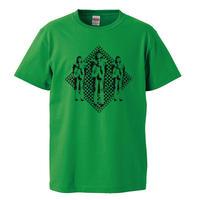 【Third Eye-Brian Jones/ブライアンジョーンズ】5.6オンス Tシャツ/GR/ST- 317