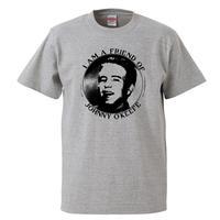 【Johnny O'Keefe/ジョニー・オキーフ】5.6オンス Tシャツ/GY/ST- 600