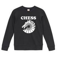 【Chess Records/チェス・レコード】9.3オンス スウェット/BK/SW-429