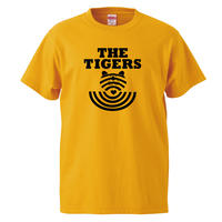 【THE TIGERS/タイガース】Group Sounds 5.6オンス Tシャツ/ORG/ST-561