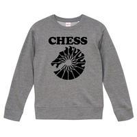 【Chess Records/チェス・レコード】9.3オンス スウェット/GY/SW-429