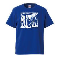 【The Undertones/Teenagekicks】 5.6オンス Tシャツ/DB/ST-582