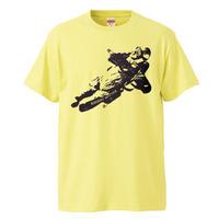 【johnny rotten-ジョニー・ロットン/Sexpistols】5.6オンス Tシャツ/YL/ST- 281