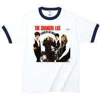 【The Shangri-Las/シャングリラス】5.3オンス Tシャツ/NVWH/RT- 449