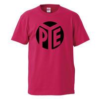 【PYE RECORDS】5.6オンス Tシャツ/PK/ST-551