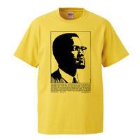 【Malcolm X/マルコムX】 5.6オンス Tシャツ/YL/ST-570