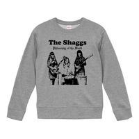 【The Shaggs/ザ・シャッグス 】9.3オンス スウェット/GY/SW-614