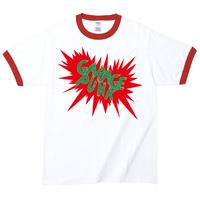 【GARAGE PUNK/ガレージパンク】5.3オンス Tシャツ/WHRD/RT- 395