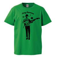 【Joey Ramone/ジョーイ・ラモーン】Ramones 5.6オンス Tシャツ/GR/ST-560