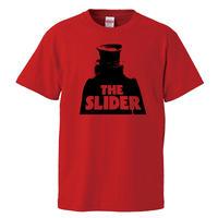 【T.rex-ティーレックス/The Slider】5.6オンス Tシャツ/RD/ST- 410