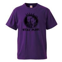 【STAY PUNK /ステイパンク】 5.6オンス Tシャツ/PL/ST- 625