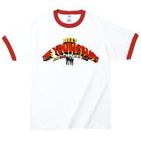 【The Youngbloods-ヤングブラッズ/IS IT RAG IS IT ROLL】5.3オンス Tシャツ/WHRD/RT- 286