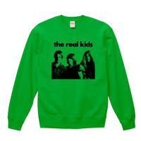 【The real Kids /リアルキッズ】10.0オンス スウェット/GR/SW-624