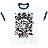 【Grateful dead/グレイトフル・デッド】5.3オンス Tシャツ/WHNV/RT- 681