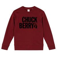 【Chuck berry /チャックベリー】9.3オンス スウェット/BG/SW-400