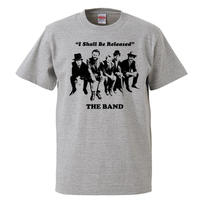 【I Shall Be Released/The Band-ザ・バンド】5.6オンス Tシャツ/WH/ST- 397