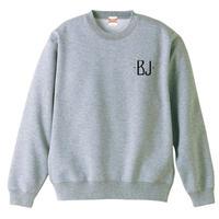 【BJ-ブライアンジョーンズ着用リプロダクト】10オンス スウェット/GY/SW- 411
