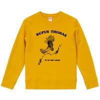 【RUFUS THOMAS/ルーファス・トーマス】9.3オンス スウェット/ORG/SW-676