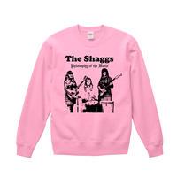 【The Shaggs/ザ・シャッグス 】10.0オンス スウェット/PK/SW-614