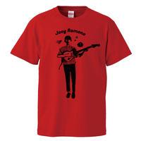 【Joey Ramone/ジョーイ・ラモーン】Ramones 5.6オンス Tシャツ/RD/ST-560