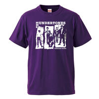 【The Undertones/Teenagekicks】 5.6オンス Tシャツ/PL/ST-582