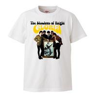 【TheShadows of knight-シャドウズオブナイト/GLORIA】5.6オンス Tシャツ/WH/ST-444