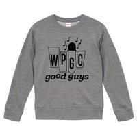 【WPGC good guys】ジョンレノン着用リプロダクト 9.3オンス スウェット/GY/SW- 337