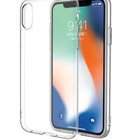 iPhone XS / X クリア ソフト ケース