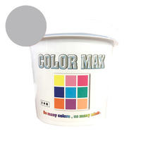 COLORMAX 綿用プラスチゾルインク  CM-091 STAR GREY QT(約1.2kg)