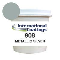 INTERNATIONAL COATINGS 908 ナイロン メタリックシルバー QT(クォート約1.25kg)
