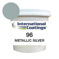 INTERNATIONAL COATINGS 96 メタリックシルバー QT(クォート約1.25kg)