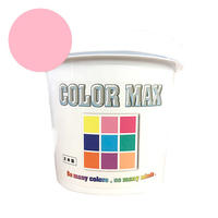 COLORMAX 綿用プラスチゾルインク  CM-042 ライトピンク QT(約1.2kg)