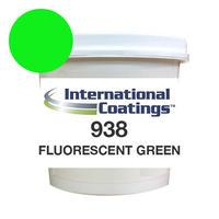 INTERNATIONAL COATINGS 938 ナイロン 蛍光グリーン QT(クォート約1.25kg)