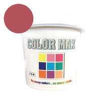 COLORMAX 綿用プラスチゾルインク  CM-049 DARK CARDINAL QT(約1.2kg)