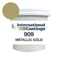 INTERNATIONAL COATINGS 909 ナイロン メタリックゴールド QT(クォート約1.25kg)
