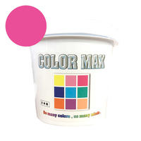 COLORMAX 綿用プラスチゾルインク  CM-045 RHODAMINE QT(約1.2kg)