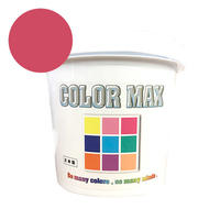 COLORMAX 綿用プラスチゾルインク  CM-044 RUBINE RED QT(約1.2kg)
