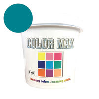 COLORMAX 綿用プラスチゾルインク  CM-058 TURQUOISE QT(約1.2kg)