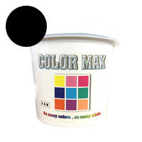 COLORMAX 綿用プラスチゾルインク  CM-021 BLACK
