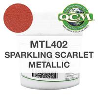 QCM MTL402 スパークリングスカーレットメタリック QT(クォート約1.25kg)