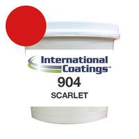 INTERNATIONAL COATINGS 904 ナイロン スカーレット QT(クォート約1.25kg)