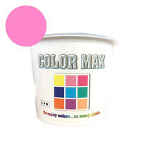 COLORMAX 綿用プラスチゾルインク  CM-048 ピンク QT(約1.2kg)