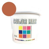COLORMAX 綿用プラスチゾルインク  CM-082 ブリック QT(約1.2kg)